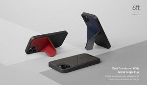 """Ốp iPhone 12 Pro 6.1"""" - UNIQ Hybrid Transforma"""